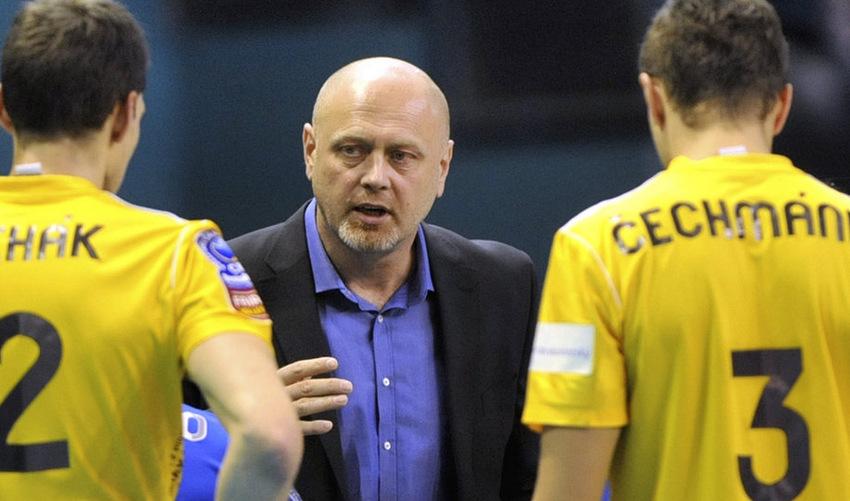 Novinka! Ostrava ukončila smlouvu s trenérem Šmejkalem