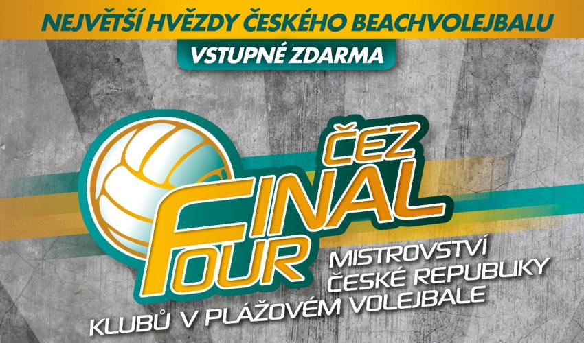 Mistrovství ČR klubů představí největší hvězdy plážového volejbalu