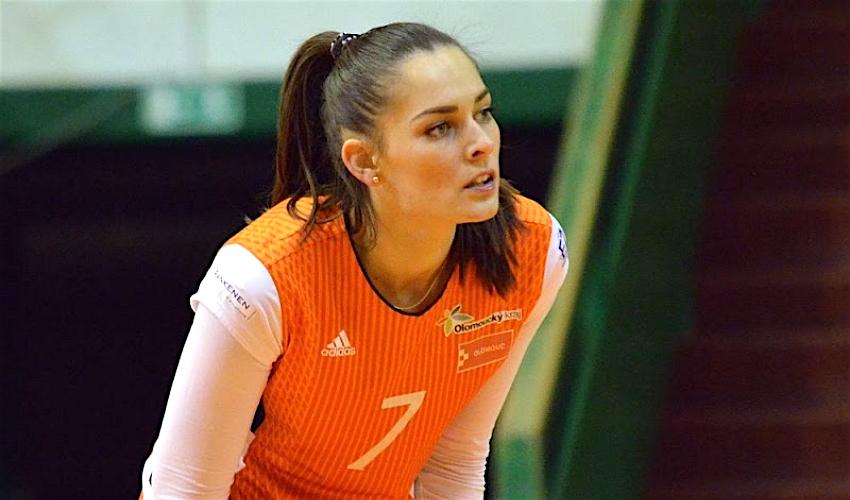 Z turnaje v Rusku hned do Maďarska! Volejbalistky Olomouce mají nabitý program