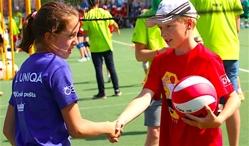 Trenér Zach: Projekt Volejbal do škol se dvojnásobně rozrostl