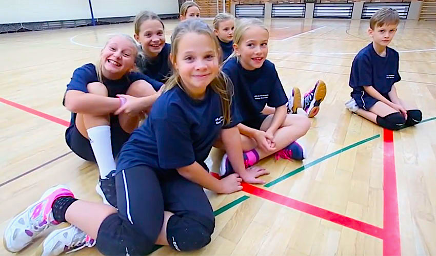 VIDEO! Inspirace pro váš trénink ze semináře minivolejbalu