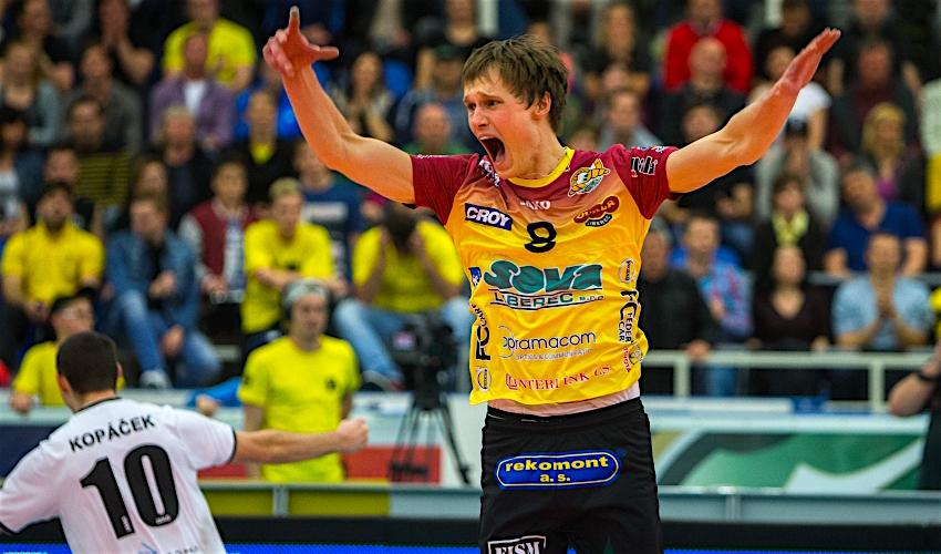 Liberec zvítězil! Dukla slaví postup do osmifinále Poháru CEV