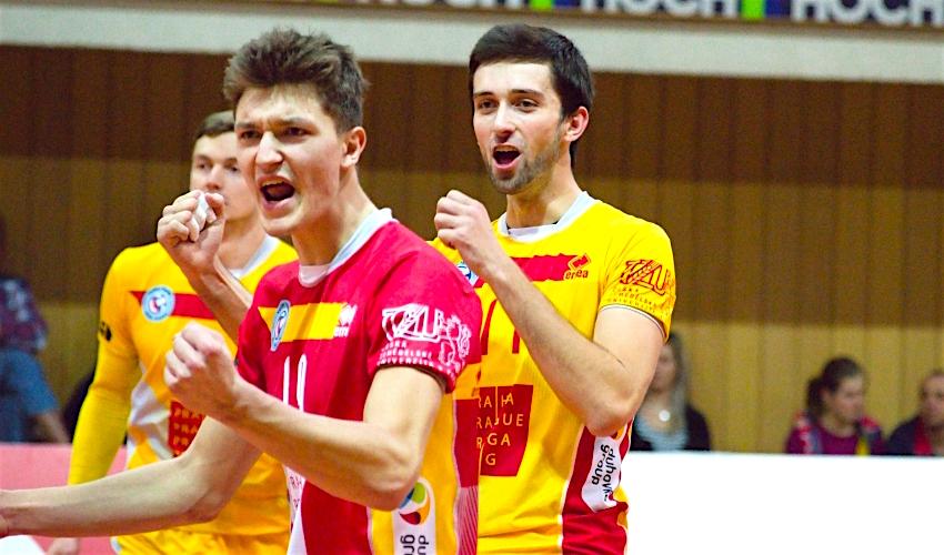 Volejbalista Kuliha: Nejsme ořezávátka, ale někdy jsme na tréninku jen tři