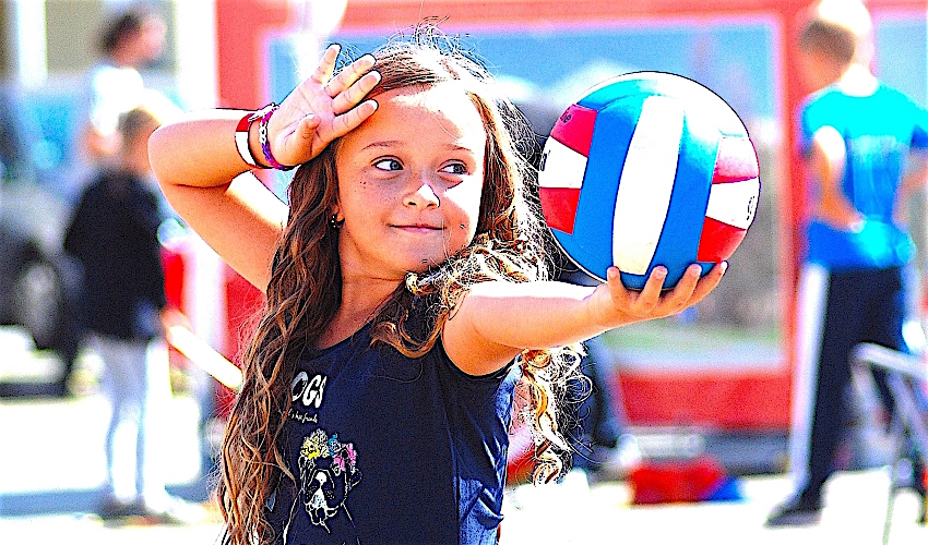 Nově v našem e-shopu! Trénink dětí a mládeže ve volejbalu