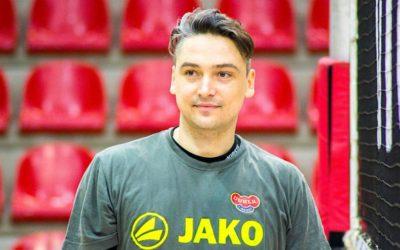 Volejbalista Správka ukončil kariéru a čeká ho nová manažerská role