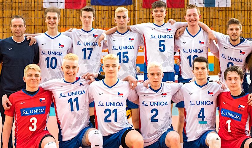 NOMINACE! Jan Svoboda vybral 12 hráčů na kvalifikaci o ME U20