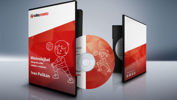 minivolejbal pelikan dvd vstup do světa velkého volejbalu