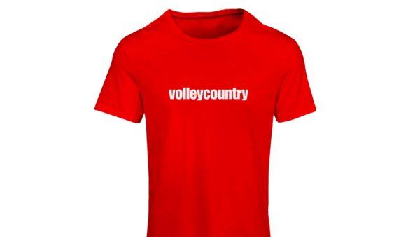 tričko volleycountry přední strana