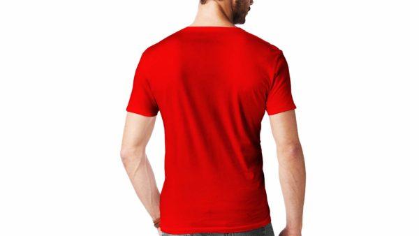 tričko volleycountry záda