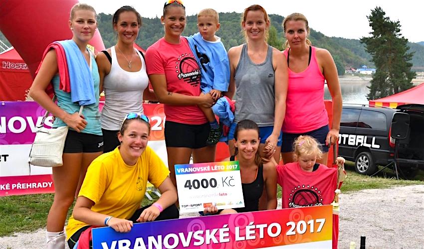 Vranovské léto 2018! Nejkrásnější turnaj léta zve volejbalisty na pláž