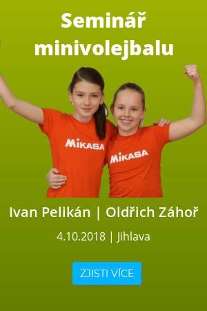 seminář minivolejbalu 2018