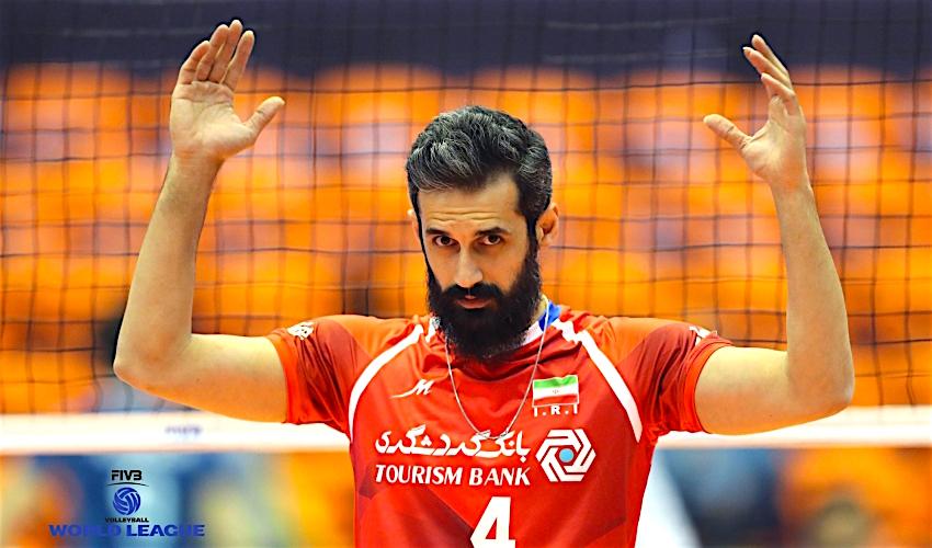 Černý kůň volejbalového MS? Írán přijíždí snejsehranějším celkem