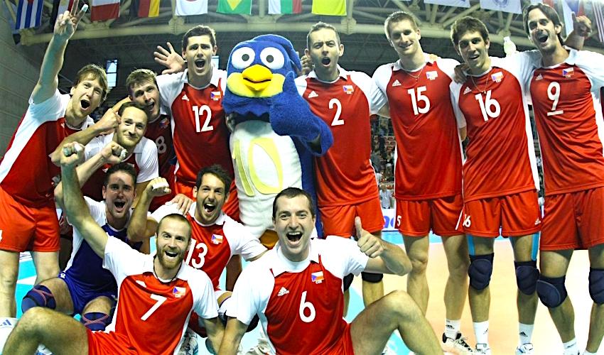 Je čas! Sledujte Mistrovství světa ve volejbalu společně s námi