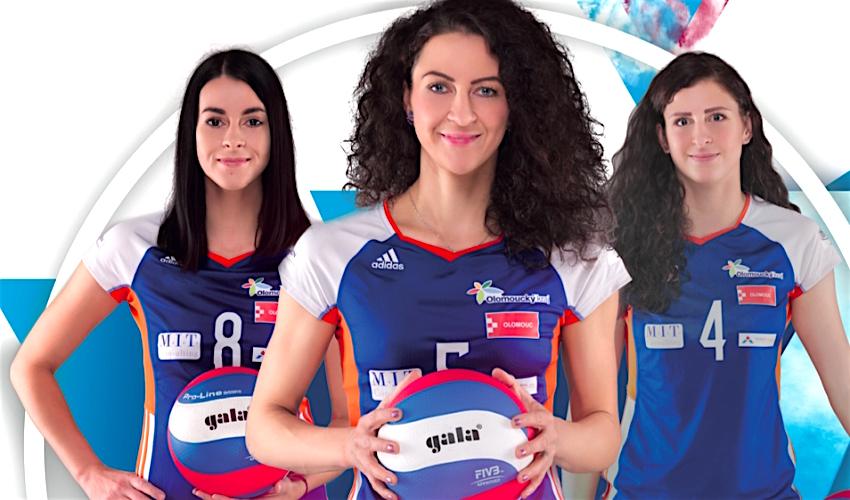 Volejbalistky čeká první prověrka! Olomouc pořádá Tomi-Remont Cup