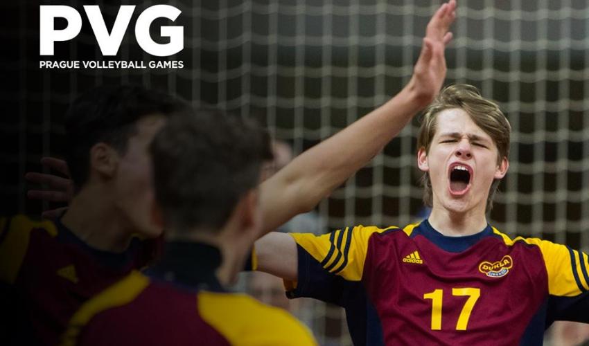 PVG je turnaj pro všechny! Evropský velkoklub z Jastrzebie posílá 3 týmy
