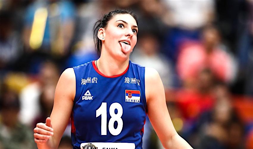 Krutá strategie, která vynesla volejbalistky Srbska až ke zlatu