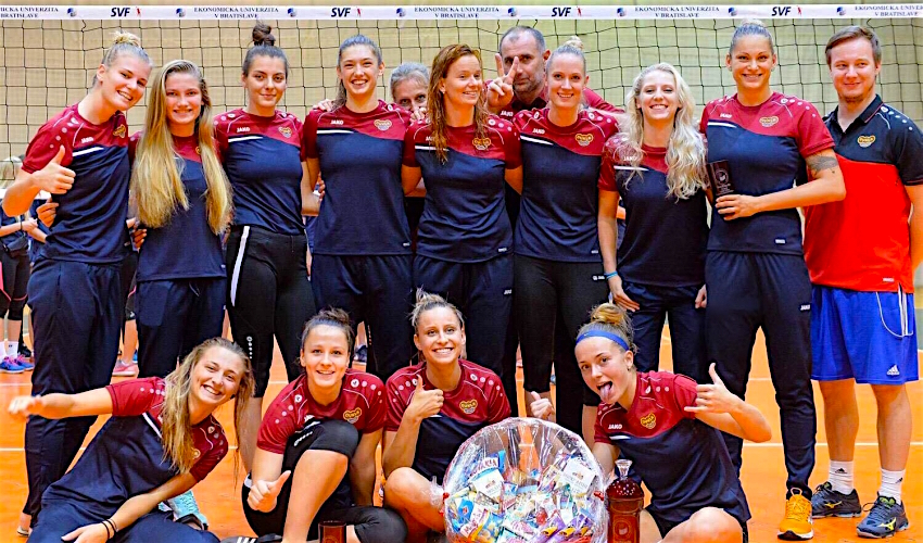 Volejbalistky Liberce čeká první start v pohárové Evropě