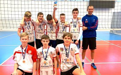 FOTOGALERIE! Krajské reprezentace se utkaly na turnaji v Budějovicích