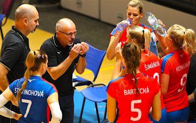 Trenér Mitáč: Prague Volleyball Games? Vhodná reprezentační příprava