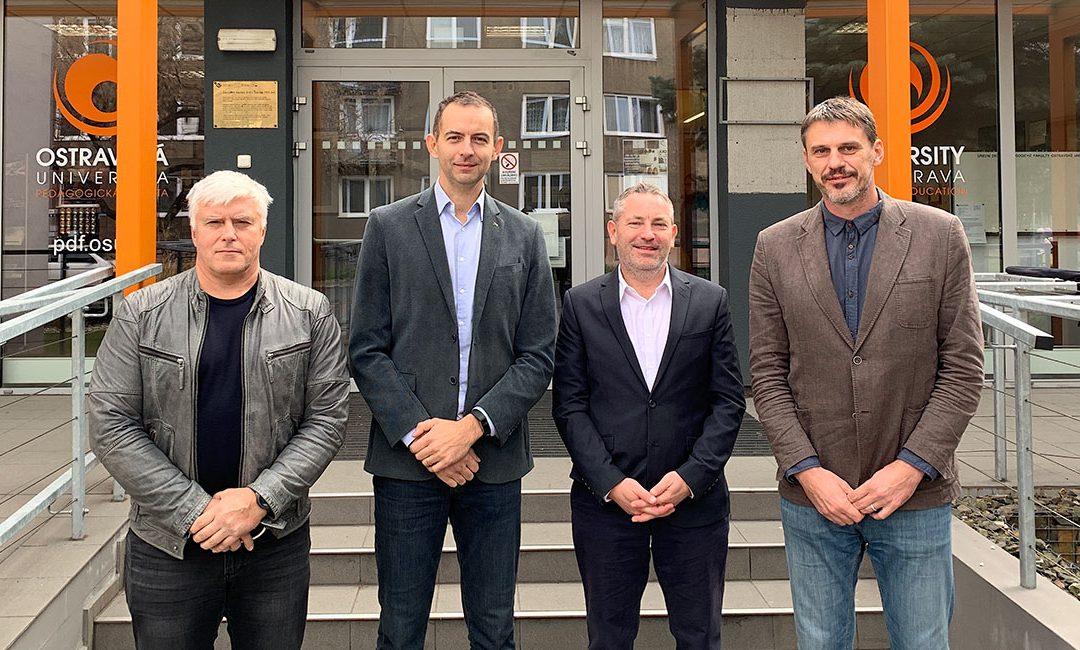 Vysokoškolská volejbalová liga se rozrůstá! Připojí se Ostrava