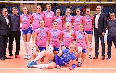 Evropské poháry! Prostějov i Liberec postupují do osmifinále