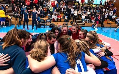 Přijedeme i za rok, slibují trenéři po Prague Volleyball Games
