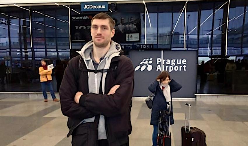 Fanoušci se dočkali! Rus Baranov pomohl volejbalistům Kladna k výhře