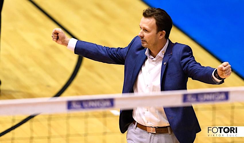 Ondřej Marek: Od týmu očekávám bojovný výkon, servis na hranici rizika a odvahu