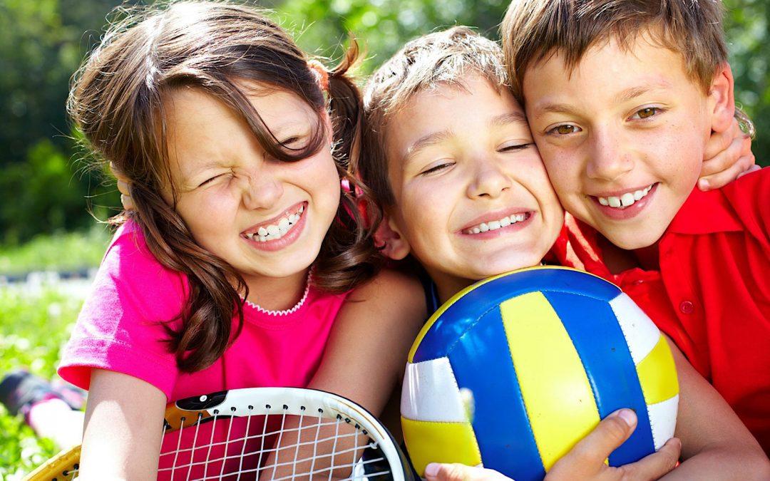 Volejbalový život | Aktivní start pro nejmenší