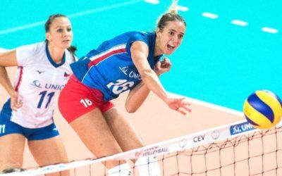 Blíž k titulu! Havelková postoupila v Rusku do semifinále