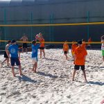 volejbalový tábor budějovice