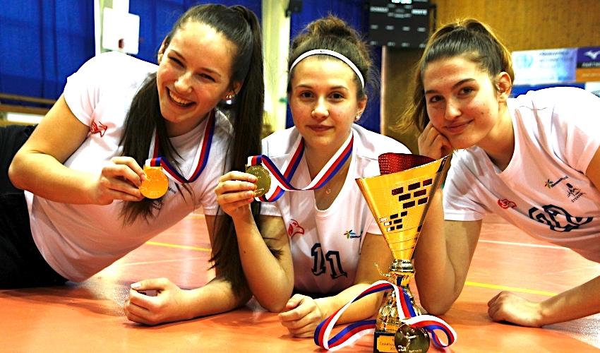 Patří k domácí špičce! Český pohár juniorek a kadetek ovládl Šternberk