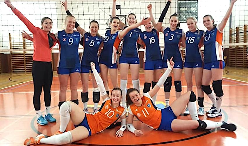 Volejbalistky Šternberka se drží elity! Extraligu uhájily v baráži