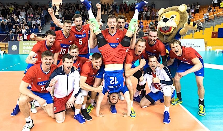 Program! Sledujte Mistrovství Evropy volejbalistů na ČT