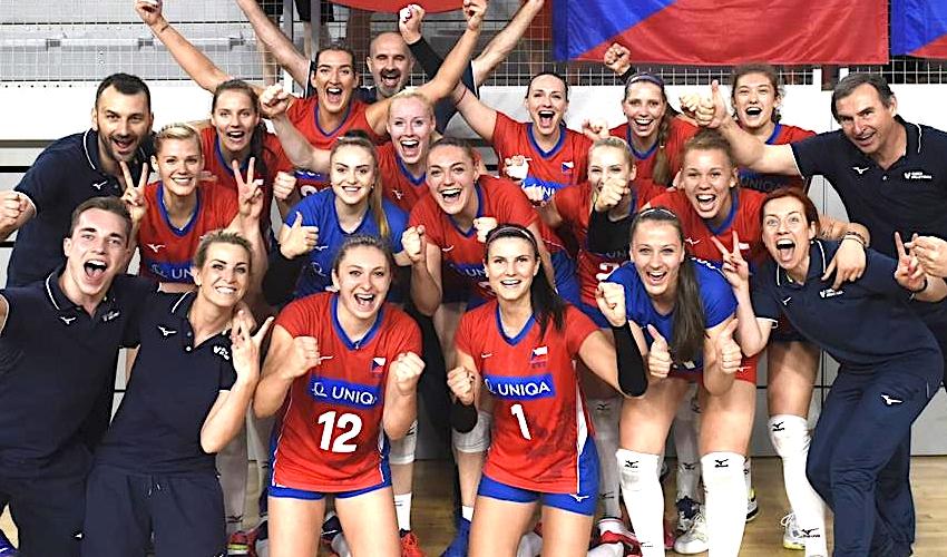 Senzace! Češky porazily Bělorusky a jsou ve finále Evropské ligy