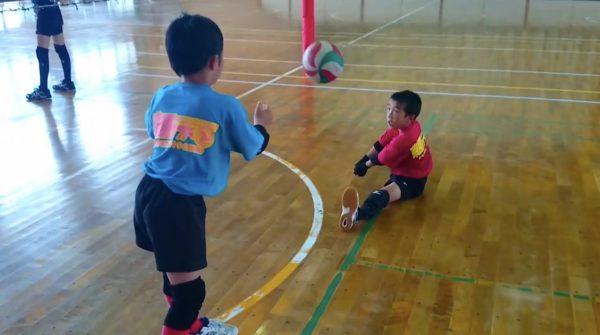 asijská volejbalová cvičení