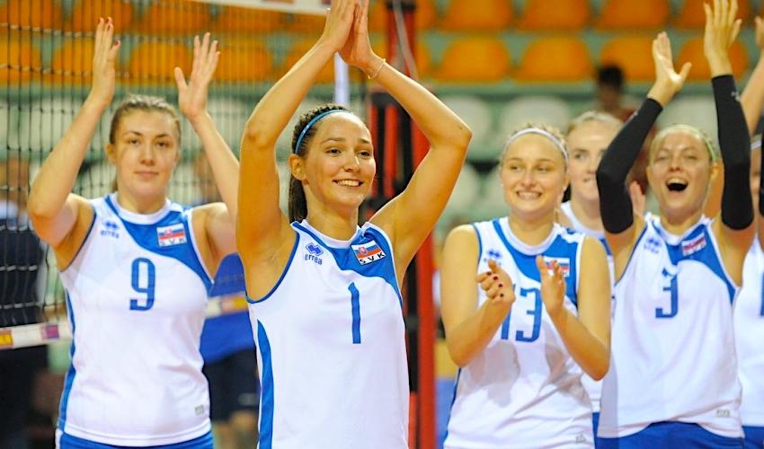 Talent slovenského volejbalu! Reprezentantka Fričová míří do Prostějova