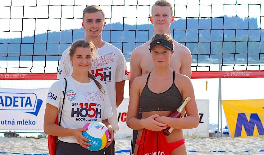 Beach na Lipně! Festival hostí dva turnaje, už nyní se můžete hlásit