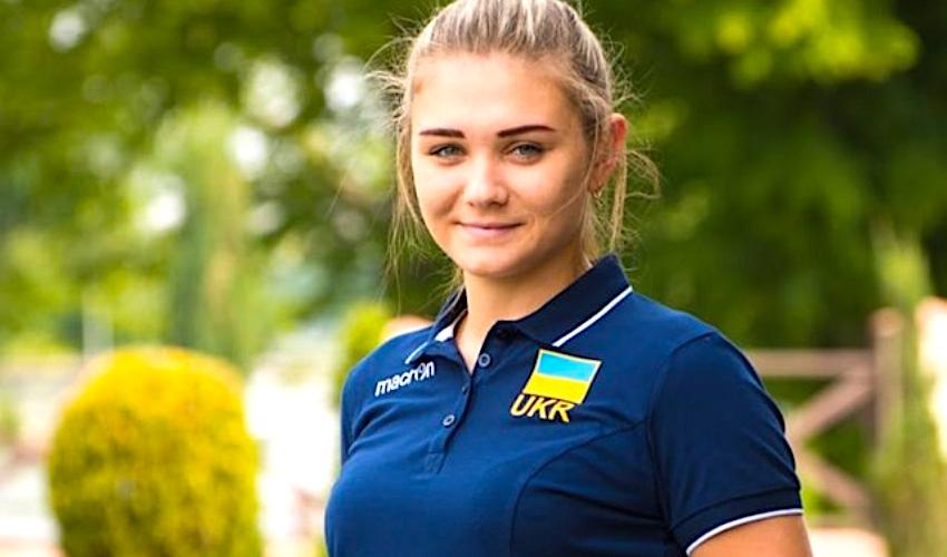 Útočná posila! Olymp vystuží krásná reprezentantka z Ukrajiny