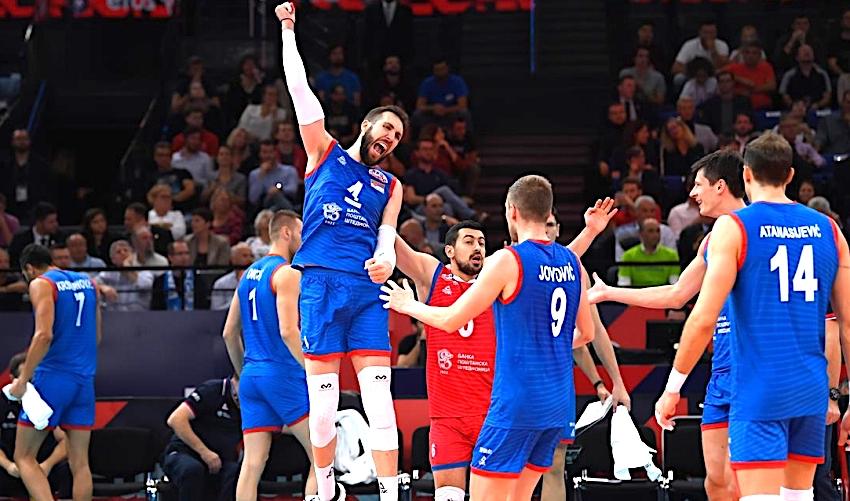 Volejbalové Evropě kralují Srbové! Zlato z ME mají muži i ženy