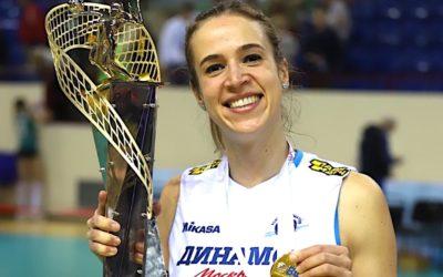 Ruský titul a ambasadorka turnaje, to jsou výzvy volejbalové hvězdy Havelkové