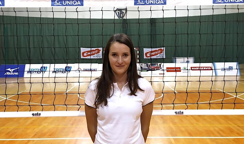 Novinka! Volejbalistky Olomouce posílí reprezentantka Eva Hodanová