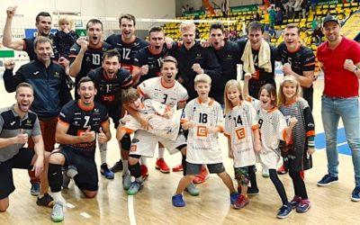 Výsledky: Lídrem volejbalové extraligy je Karlovarsko