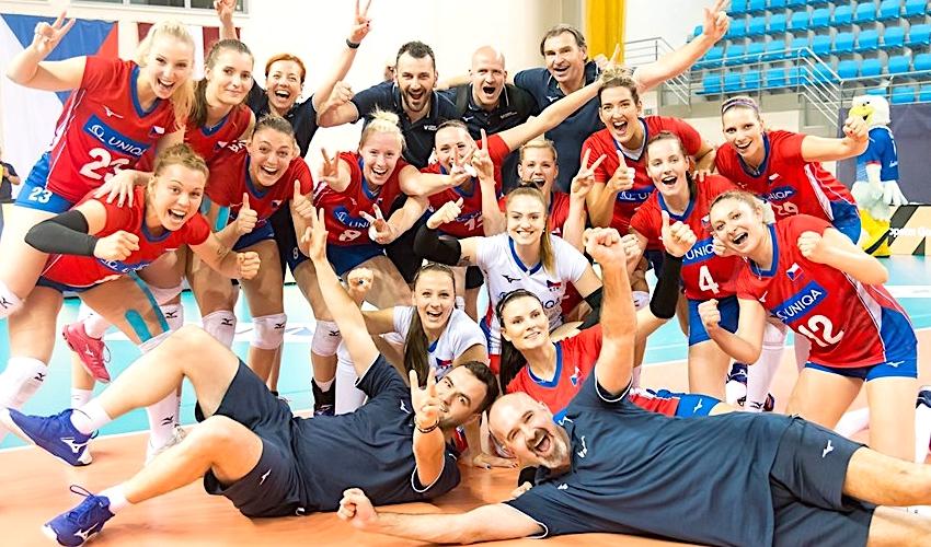 Nový žebříček FIVB! Jsou lepší volejbalistky nebo volejbalisti?