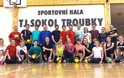 100 let! Nadační fond podpořil amatérský volejbal v Troubkách