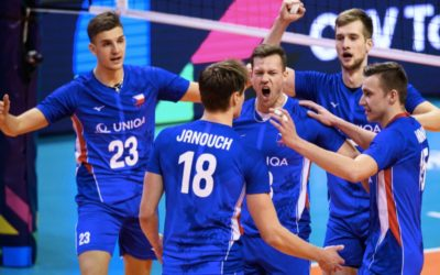 FOTO: Mladí volejbalisté překvapili výkonem! Ale vítězství patří Německu