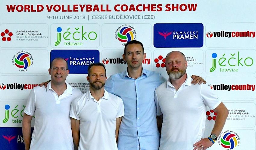 světová volejbalová trenérská show 2019
