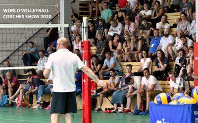 NOVINKA! Kladno hostí Světovou volejbalovou trenérskou show 2020