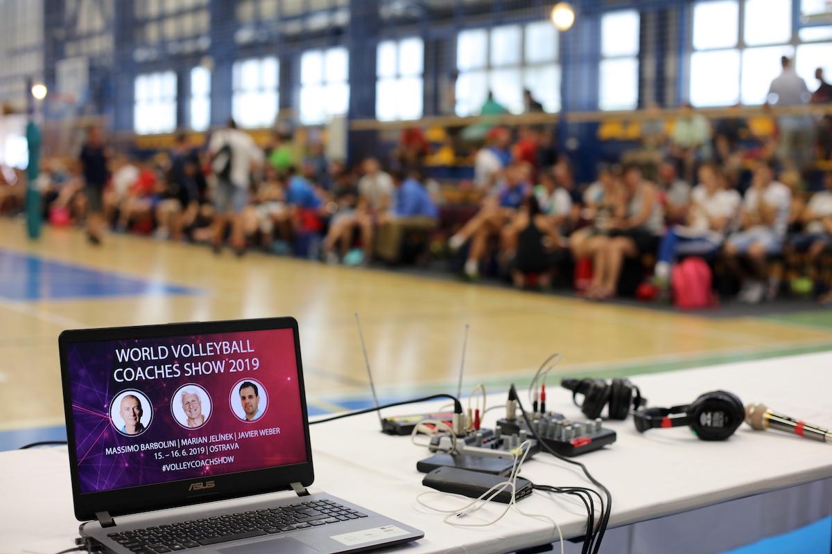 volleycoachshow ostrava 2019