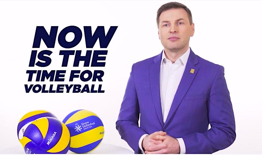 Volejbal oproti ostatním sportům ztrácí, to nemůže pokračovat, říká Pevkur